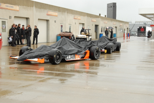 IMS rained out.
