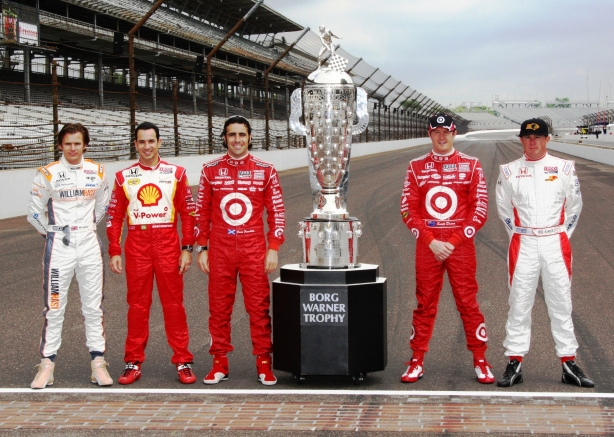 Past Indianapolis 500 Winners ...