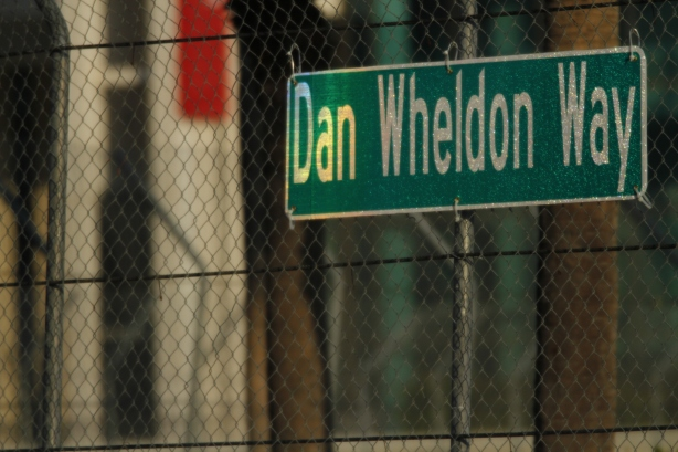 Dan Wheldon Way