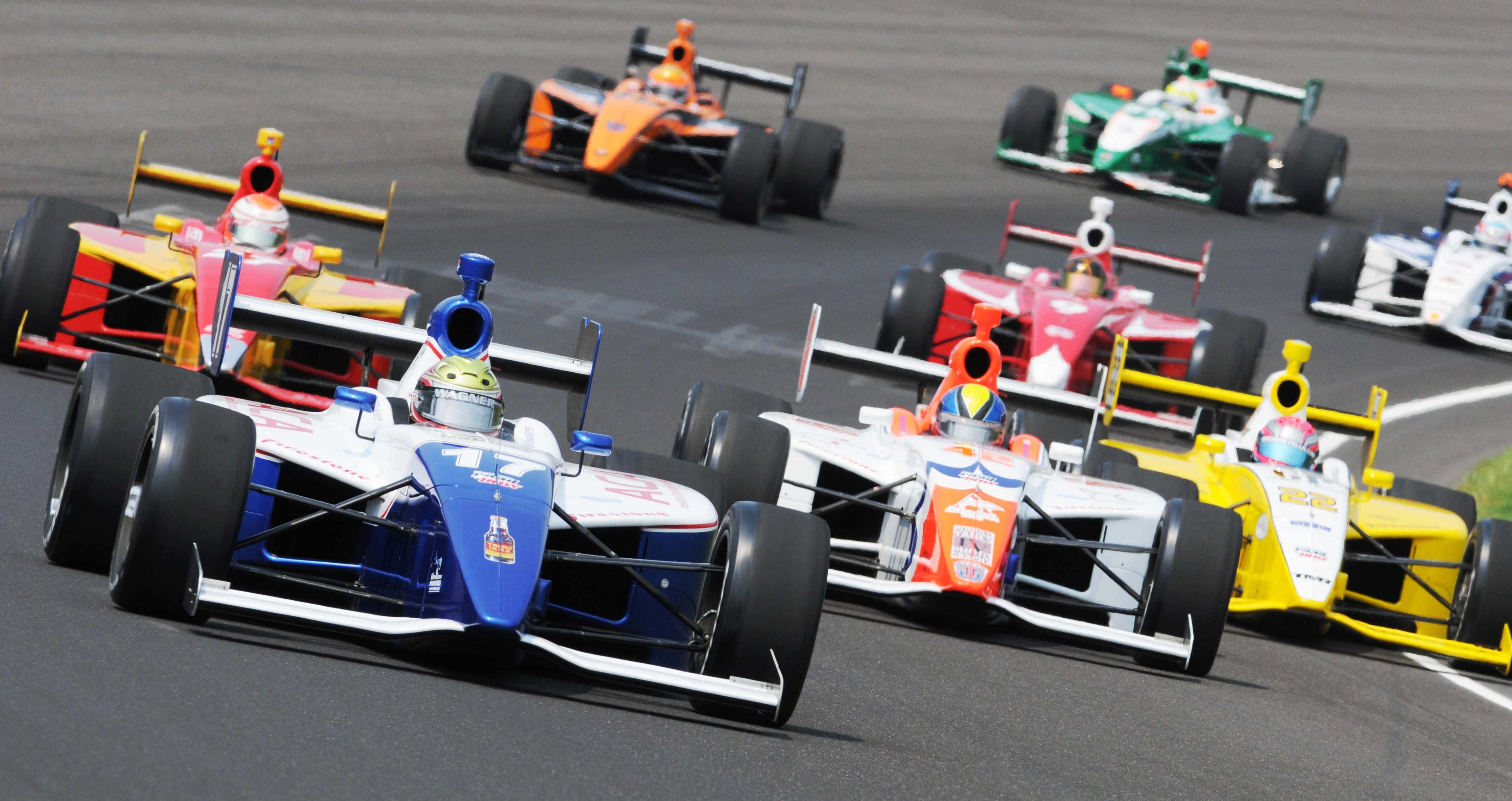 """Indy 500 """"Carb Day"""" Highlights …. 