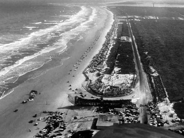 Nascar Daytona Beach Course 1957