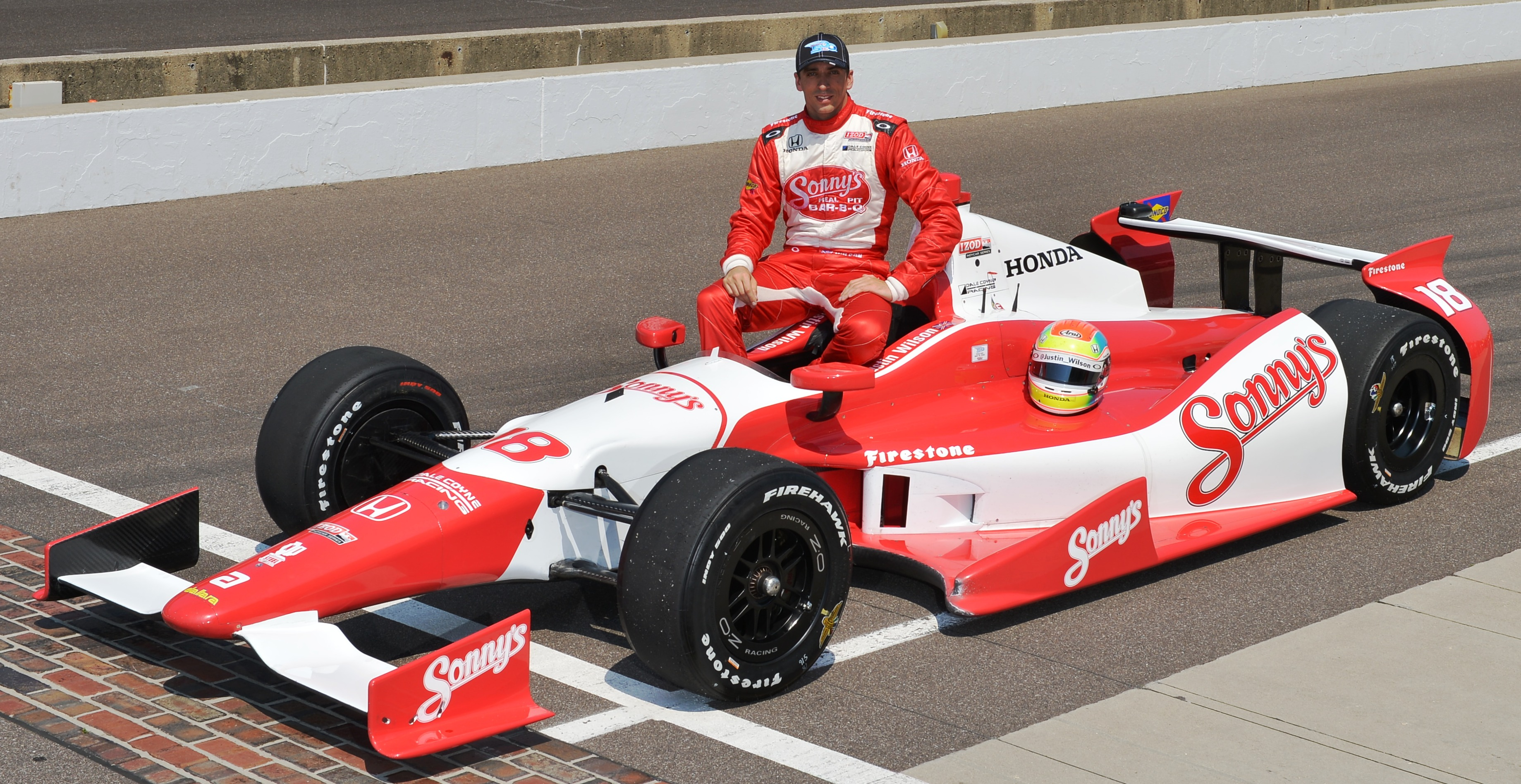 Speedway sightings daily reports from the indianapolis Wilson motor