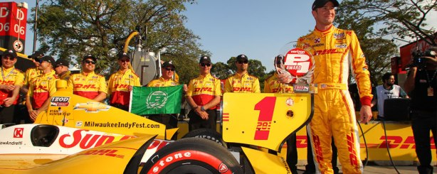 Hunter-Reay-Wins-Verizon-P1 Brazil