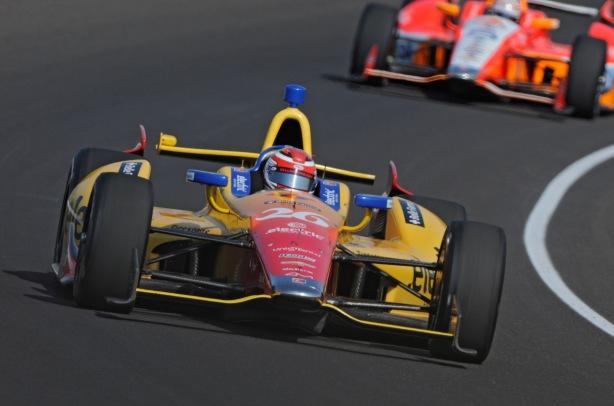 Indianapolis Motor Speedway Thursday May 16, 2013 Walt Kuhn