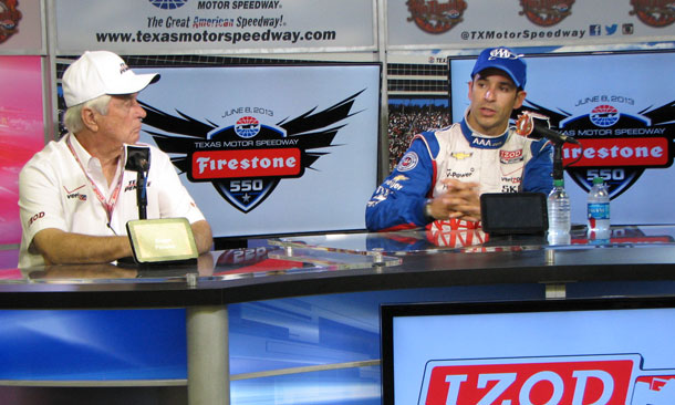 06-09-Penske-And-Castroneves-Texas-PressConf-Std