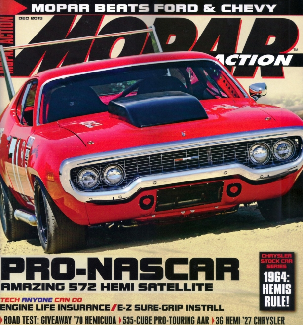 Mopar Action 3 Cover