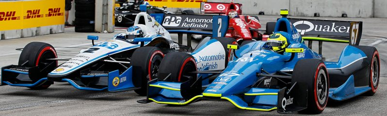 2012 IndyCar Baltimore Priority