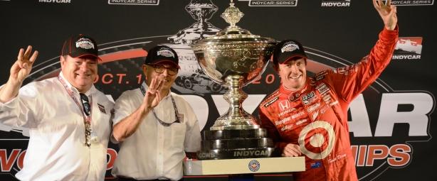2013 IndyCar Champs