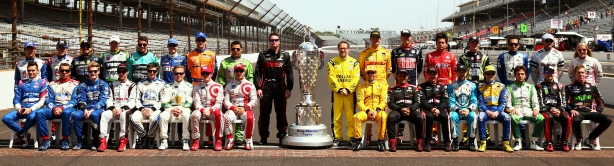 2014 Indy 500 Field
