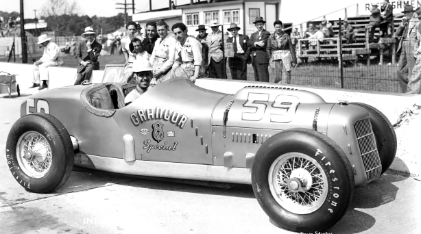Granatelli Boys 1946