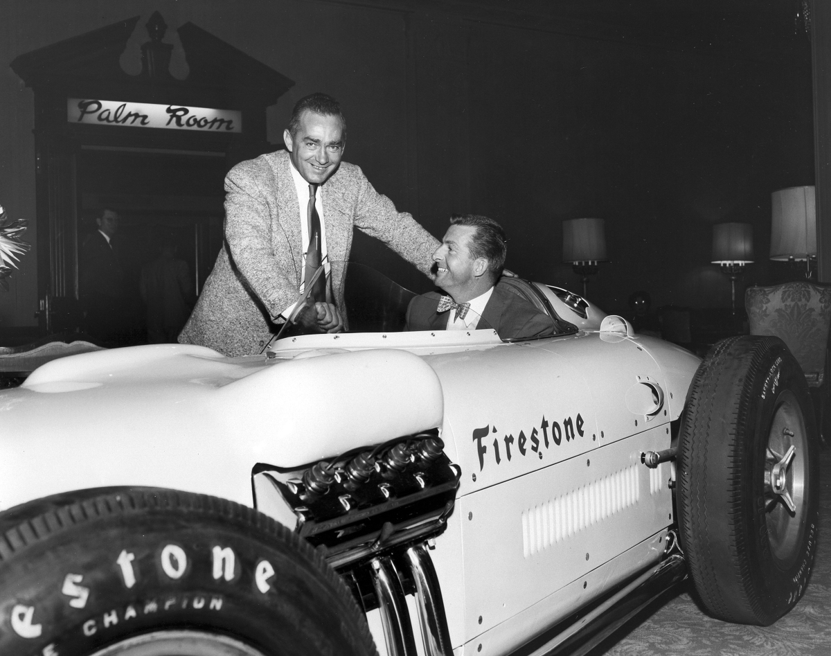 Roadster Era To Be Celebrated on Legends Day Presented by Firestone on May 26 at Indianapolis Motor Speedway ...
