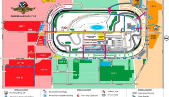 Gate 9 is Entryway to Epic World of Red Bull Air Race at ... Indy Track Map on
