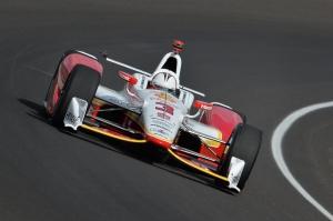 Chris Owens 3 car