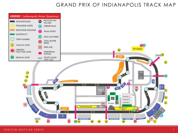 Indianapolis-RC-Track-Map