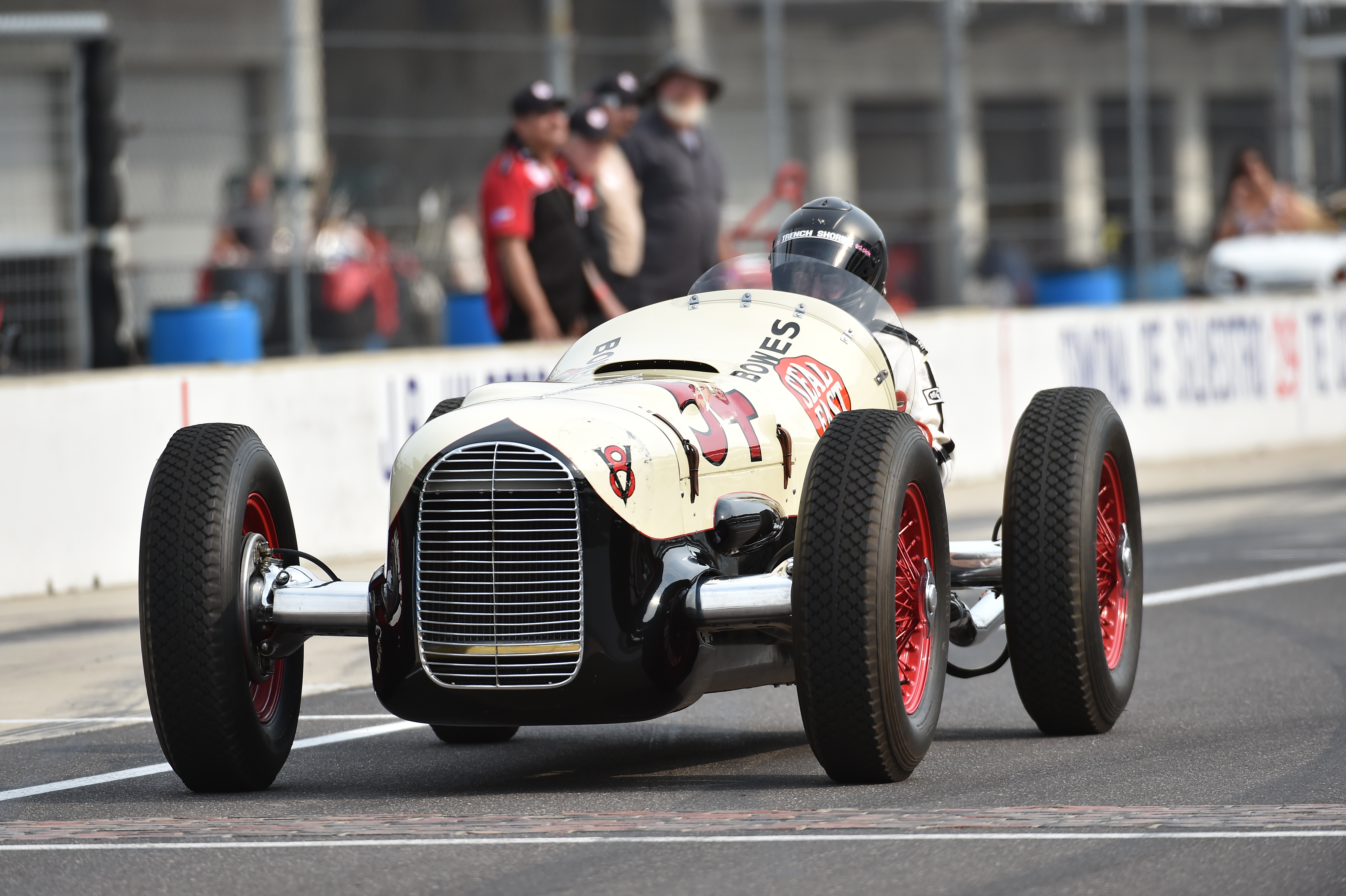 Today at the Indianapolis Motor Speedway – SVRA – Sportscar Vintage ...