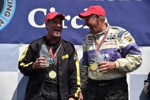 Dana Garrett race winners