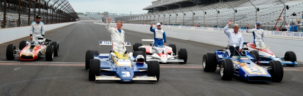 Photo by Jim Haines for the Indianapolis Motor Speedway ...