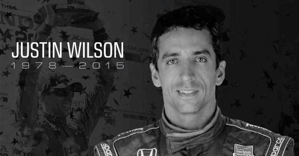 Justin Wilson  RIP