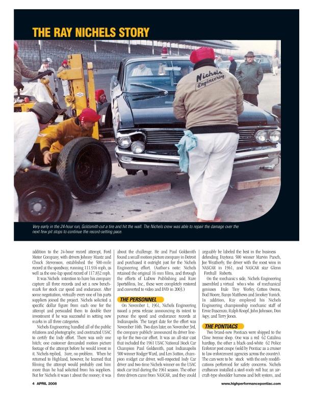 WmR Article HPP Magazine - April 2008-page3