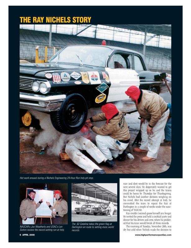 WmR Article HPP Magazine - April 2008-page5