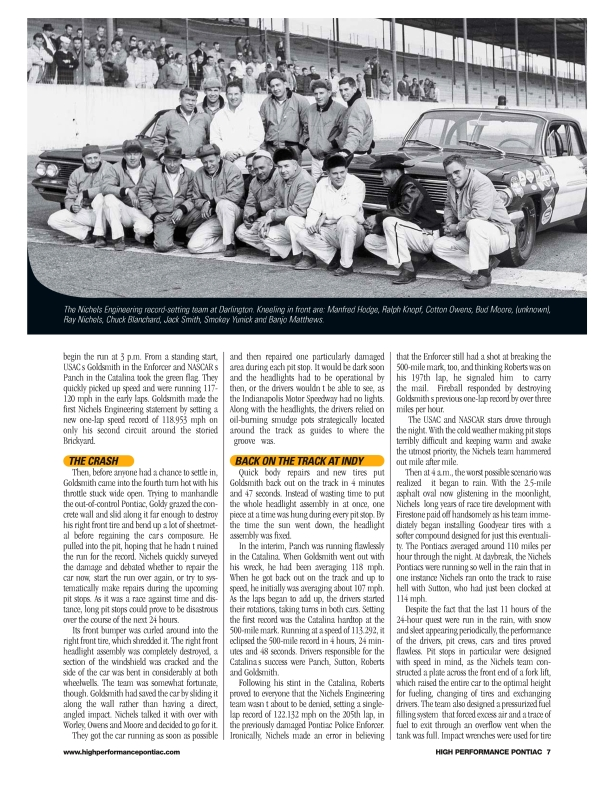 WmR Article HPP Magazine - April 2008-page6