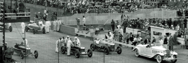Pop Dreyer constructed the bodies of the cars for the entire front row of the 1931 Indianapolis 500