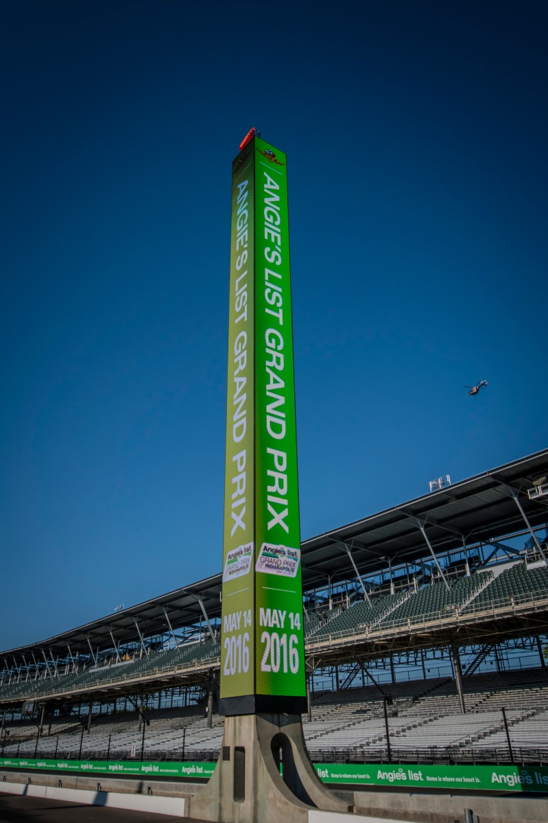 Angie's List Grand Prix of Indianapolis -- Fast Facts ...