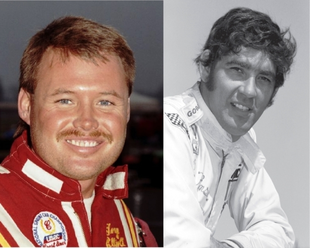 Tony Elliott (Left) & Sheldon Kinser (Right) --Images by John Mahoney