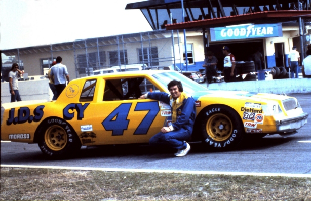 1982 - Ron Bouchard-Florida Racing History