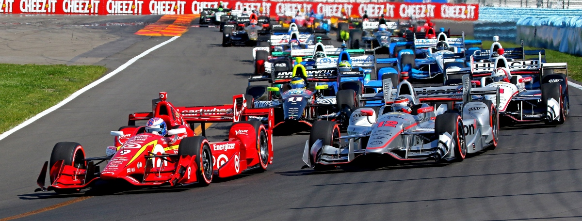 Scott Dixon's perfect drive nets 40th career win, fourth at Watkins Glen ...
