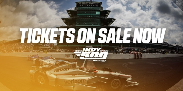 Month of may 2018 tickets on sale now at ims com ims for Indianapolis motor speedway ticket office