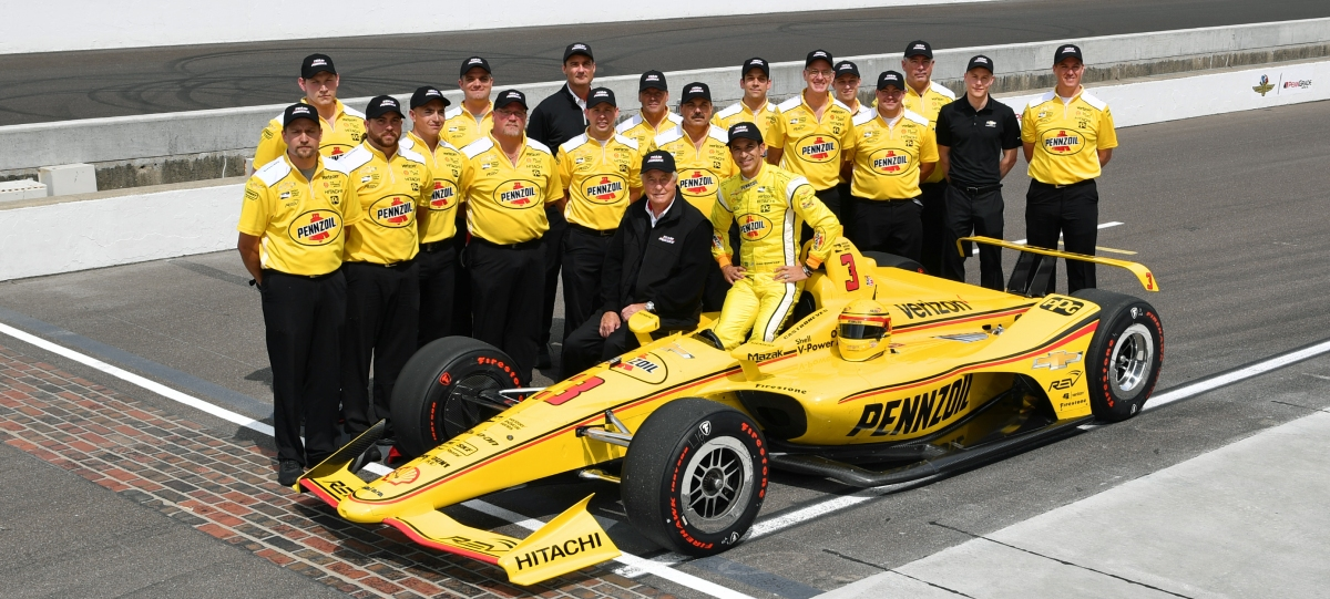 Castroneves fastest, Hinchcliffe bumped in wild Indy 500 qualifying day ...