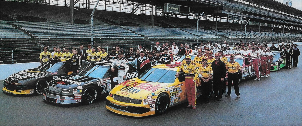 A look back and forward @ Brickyard 400 ...