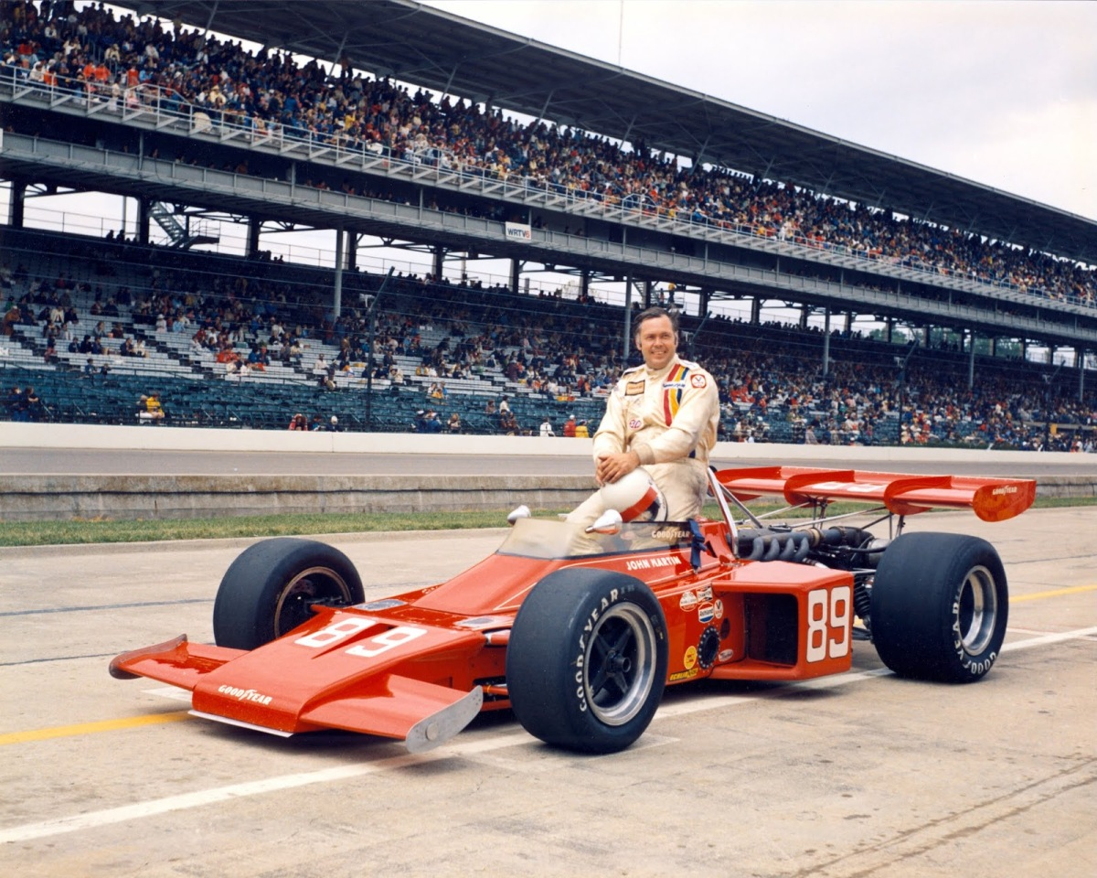Indy 500 Profiles from the Past ...